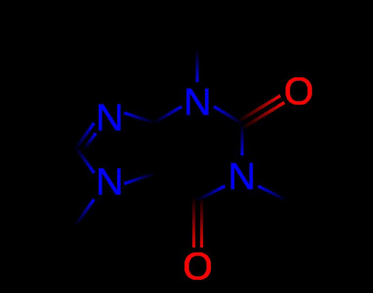 Caffeine Molecular Formula